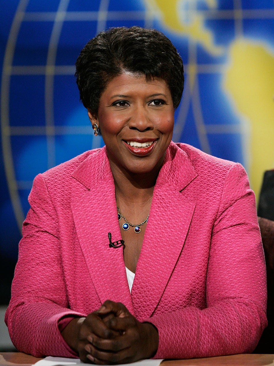 Journalist Gwen Ifill Honored With Journalism Fellowship