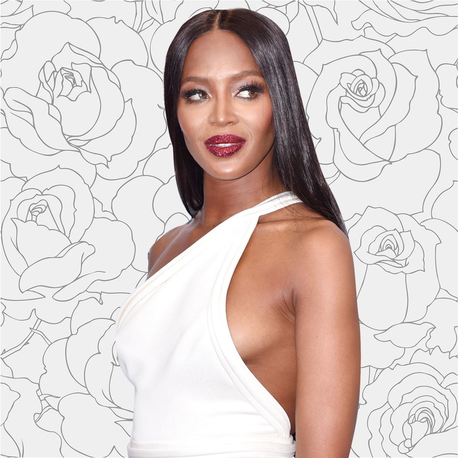 Naomi Campbell Goes Heavy Metal For McGrath and We're Mesmorized