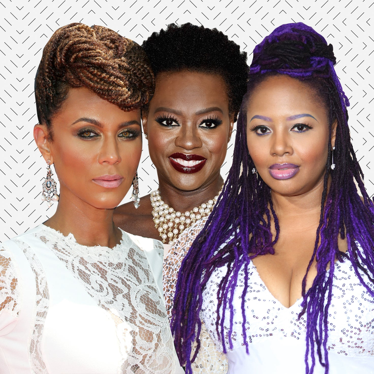 11 Celebs on Choosing to Embrace Their Natural Hair Textures