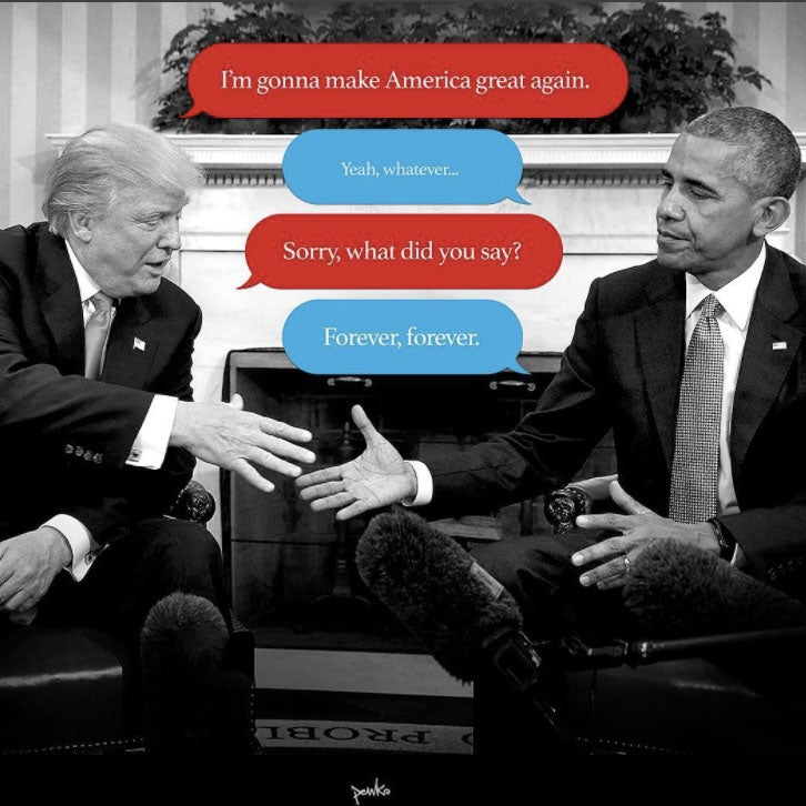Image of: The Best Postelection Memes To Keep You Laughing Instead Of Crying Essence Postelection Donald Trump Memes Essence