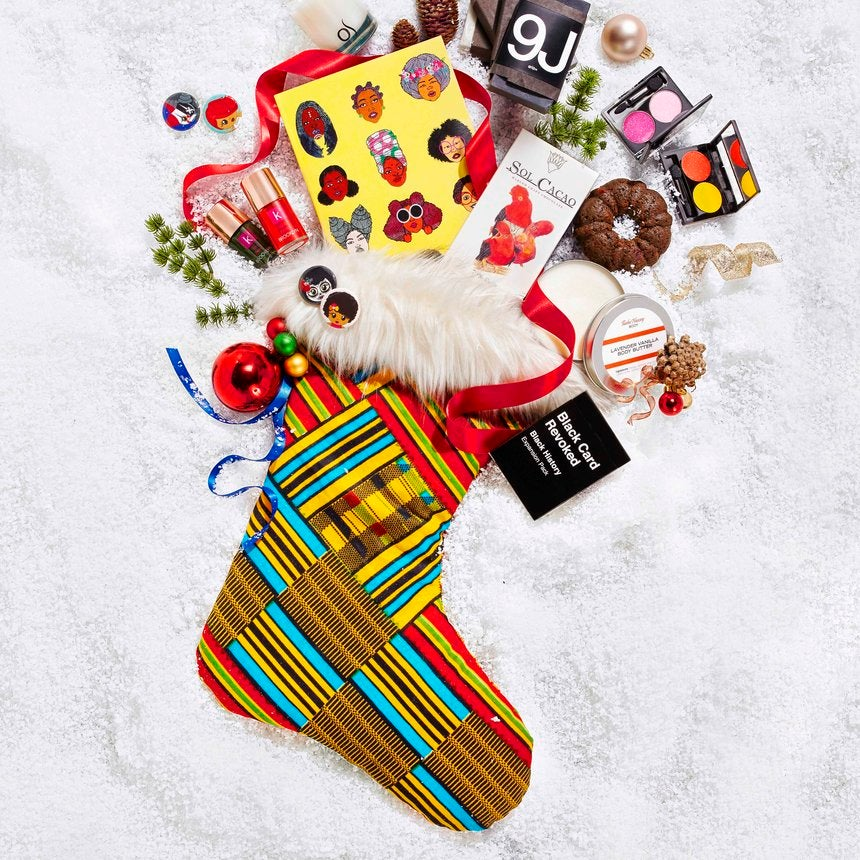 #BuyBlack Holiday 2016 Gift Guide: Stocking Stuffers Your Family Will Love