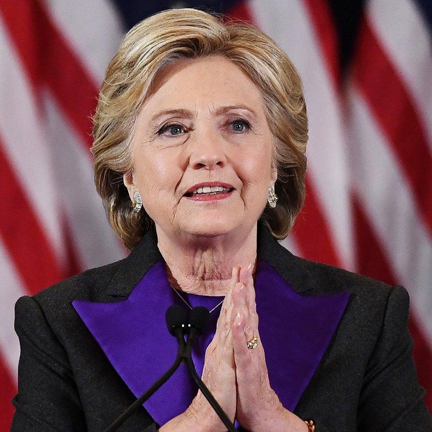 Hillary Clinton Concedes, Leaving Democrats at a Loss