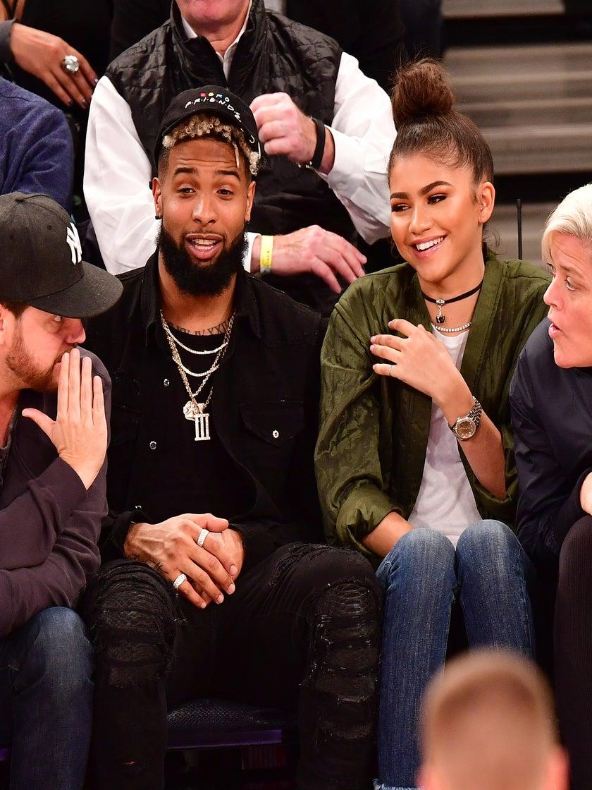 Zendaya Denies Odell Beckham, Jr., Dating Rumors, But Her Fans Are Still Here For It
