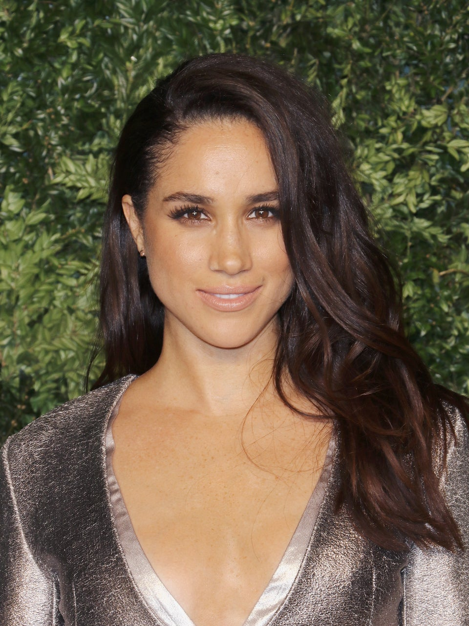 Meghan Markle on Dating Prince Harry: 'It's Really Simple. We're Two People Who Are Really Happy and in Love'