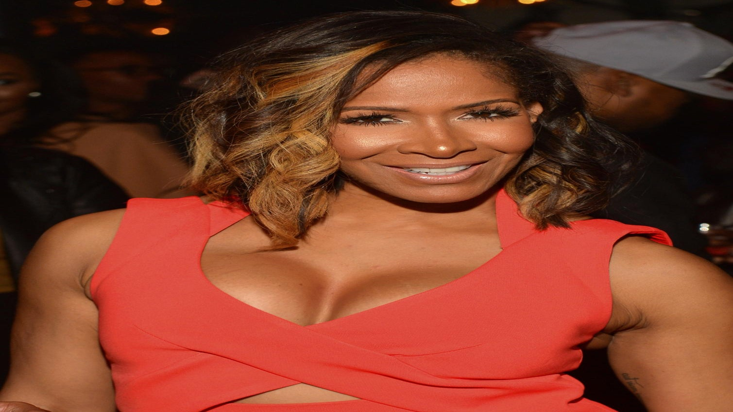 RHOA Star Sheree Whitfield Opens Up About Boyfriend Being Behind Bars And How They Met