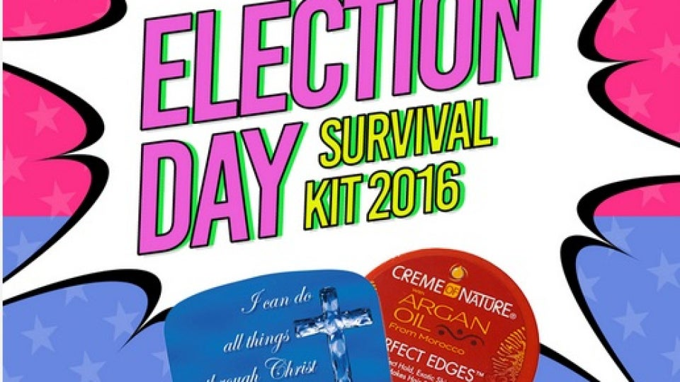 2016 Election Day Survival Kit: 10 Things You'll Need To Make It Through