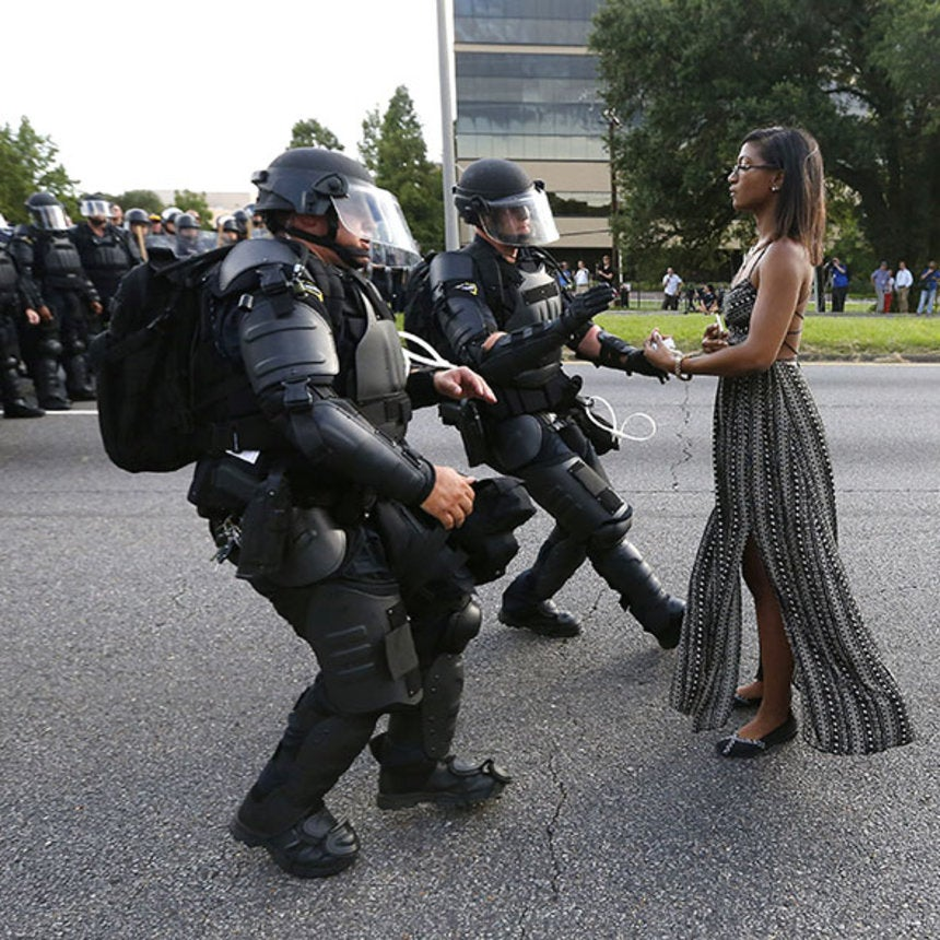 36 Of The Most Powerful, Harrowing And Inspiring Protest Photos From 2016