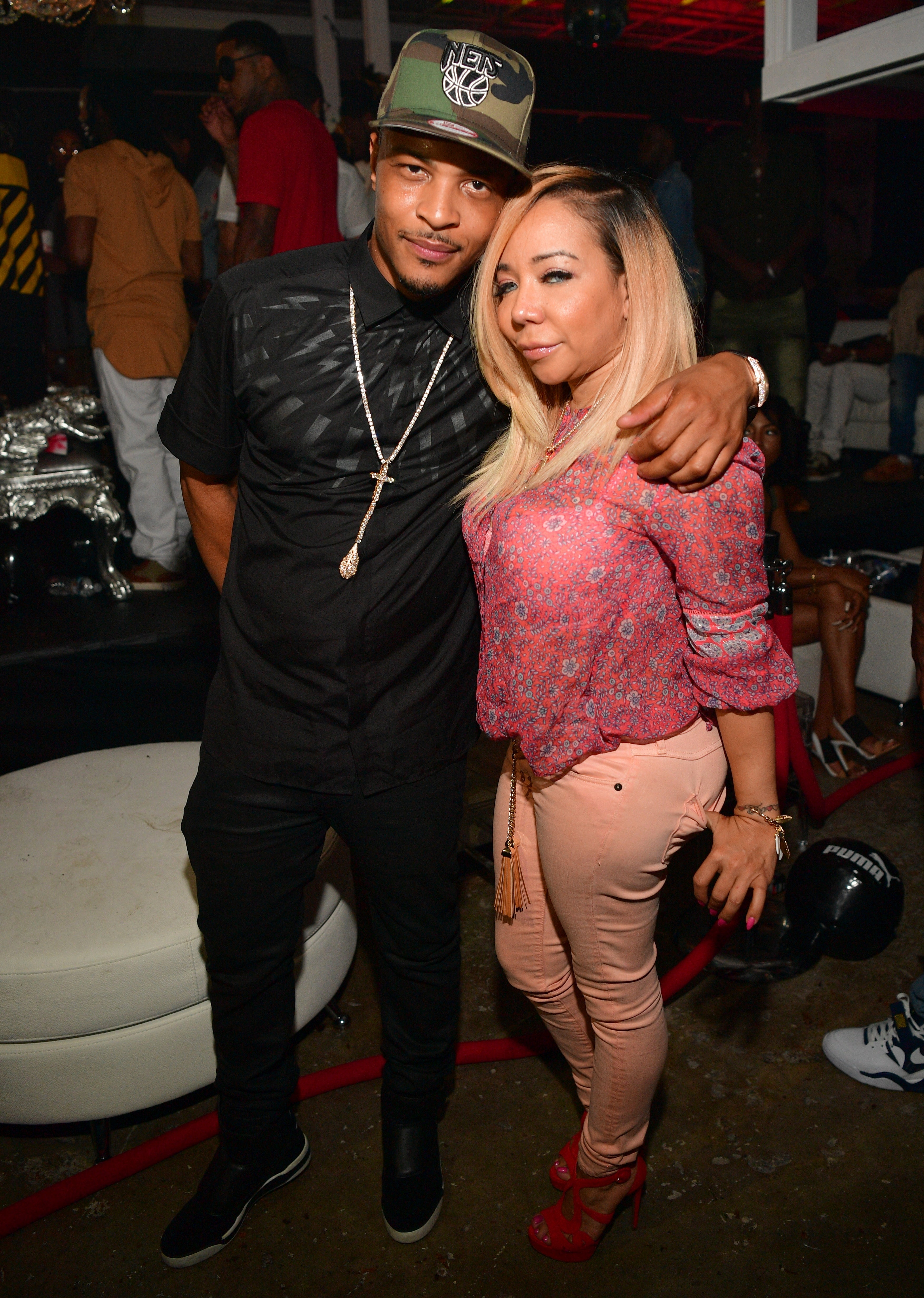Tiny Responds After T.I. Calls Their Marriage A 'Distraction'