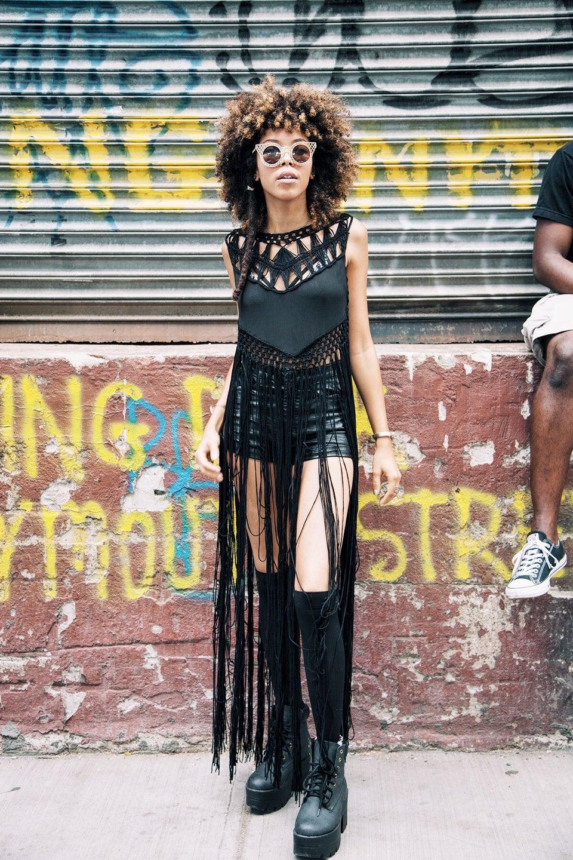 Street Style: Jazz Interlude Benefit at MoMA