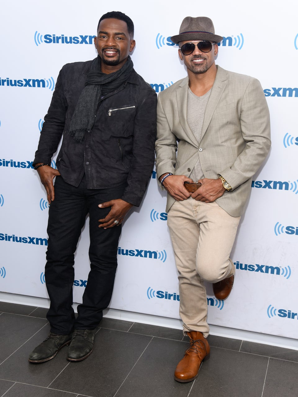 Hollywood's Best Bromance: Shemar Moore Praises Long-Time Friend Bill Bellamy And Dishes On 'The Brothers 2'