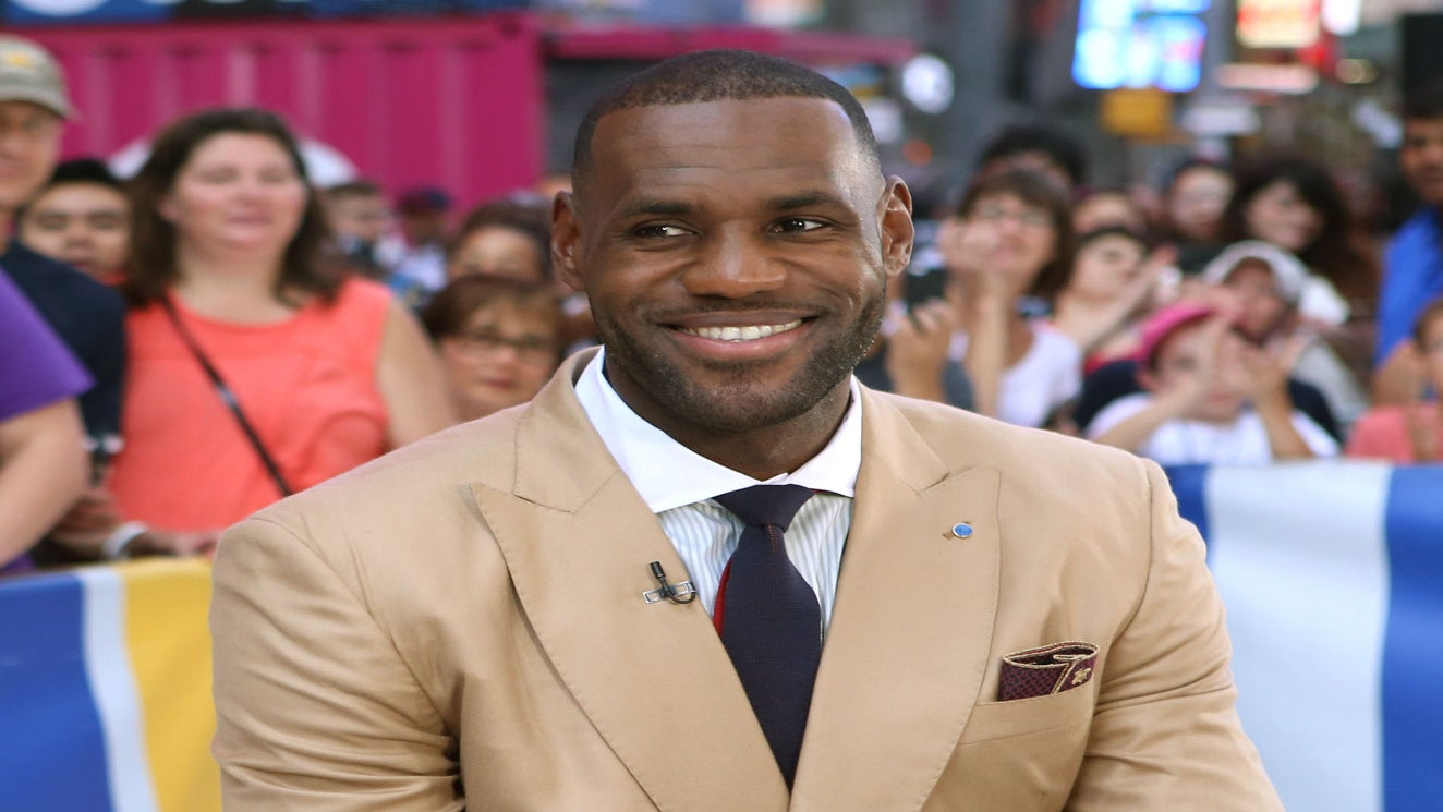 LeBron James Is Sports Illustrated 'Sportsman Of The Year'