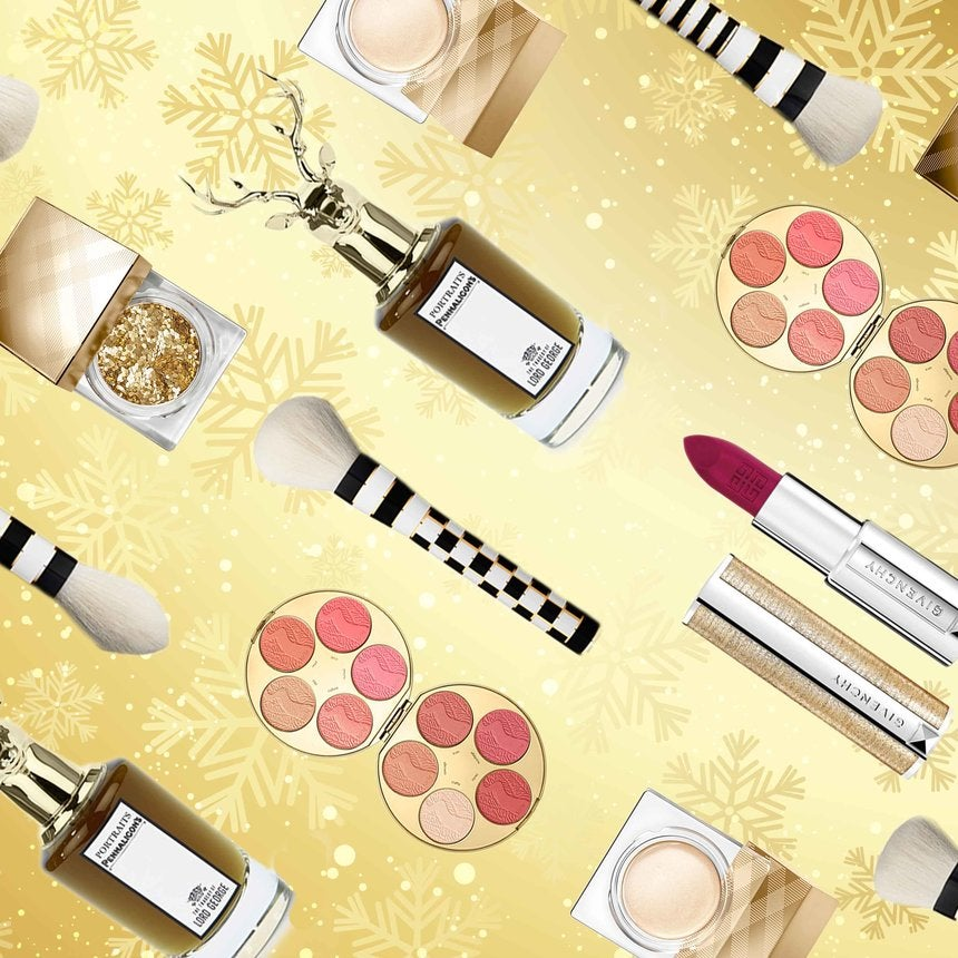 8 Gorgeous and Gilded Beauty Gifts You Can't Resist