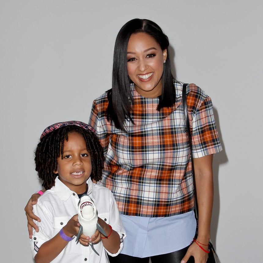 Tia Mowry-Hardrict's Family Holiday Traditions Will Leave You Wanting An Invite