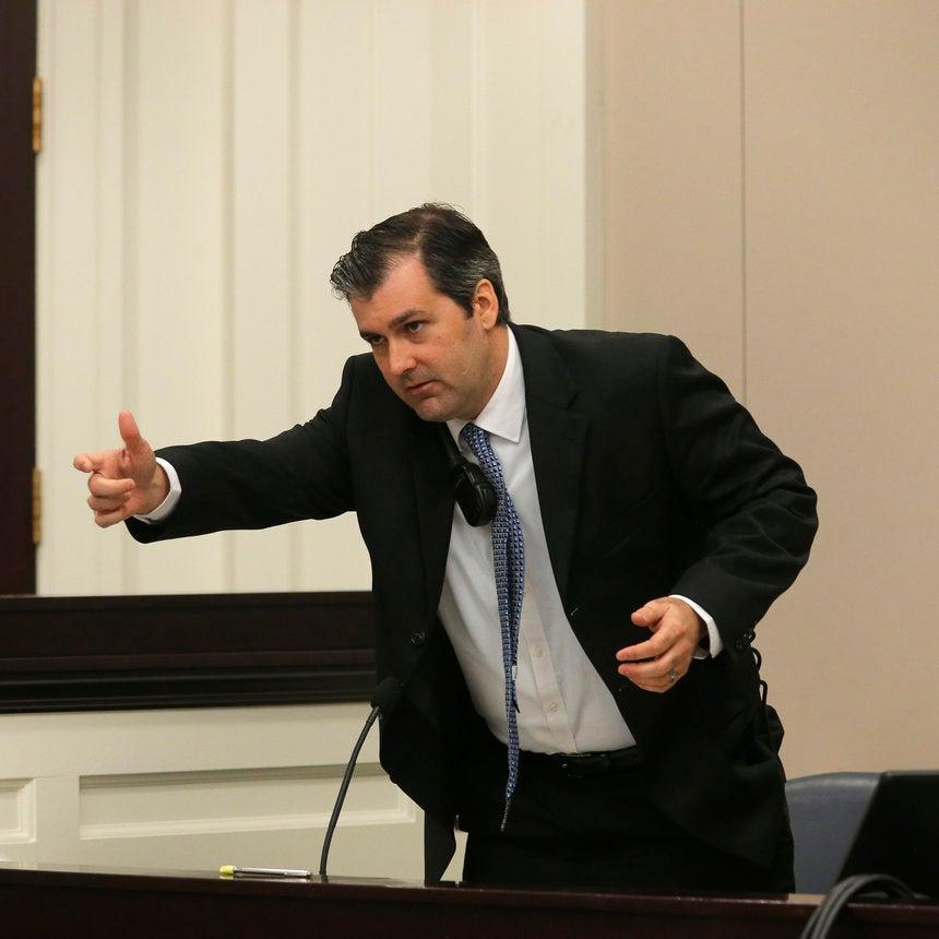 Jury Deadlocked In Trial Of SCPolice Officer Who Shot Walter Scott