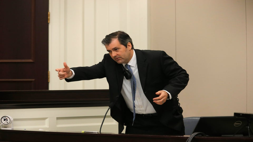 Jurors Deadlock In Trial Of SC Police Officer Who Shot Walter Scott, Judge Tells Them To Continue Deliberations