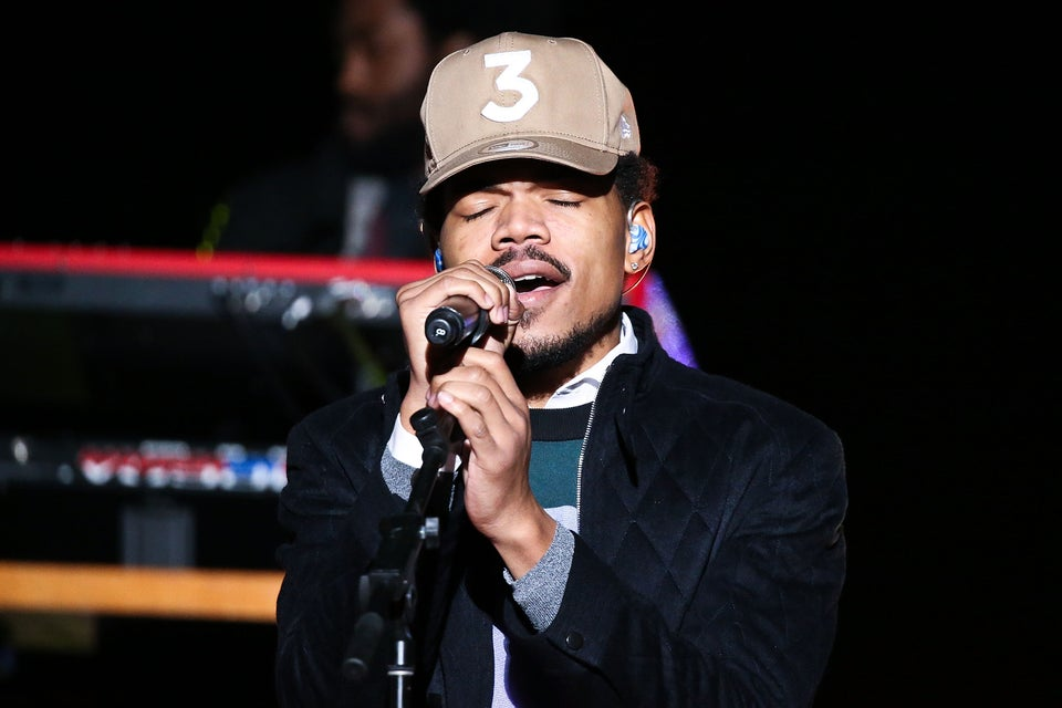 Playlist Shuffle: Chance the Rapper's Holiday Gift And 'December 99th' Lead Us Into The Weekend
