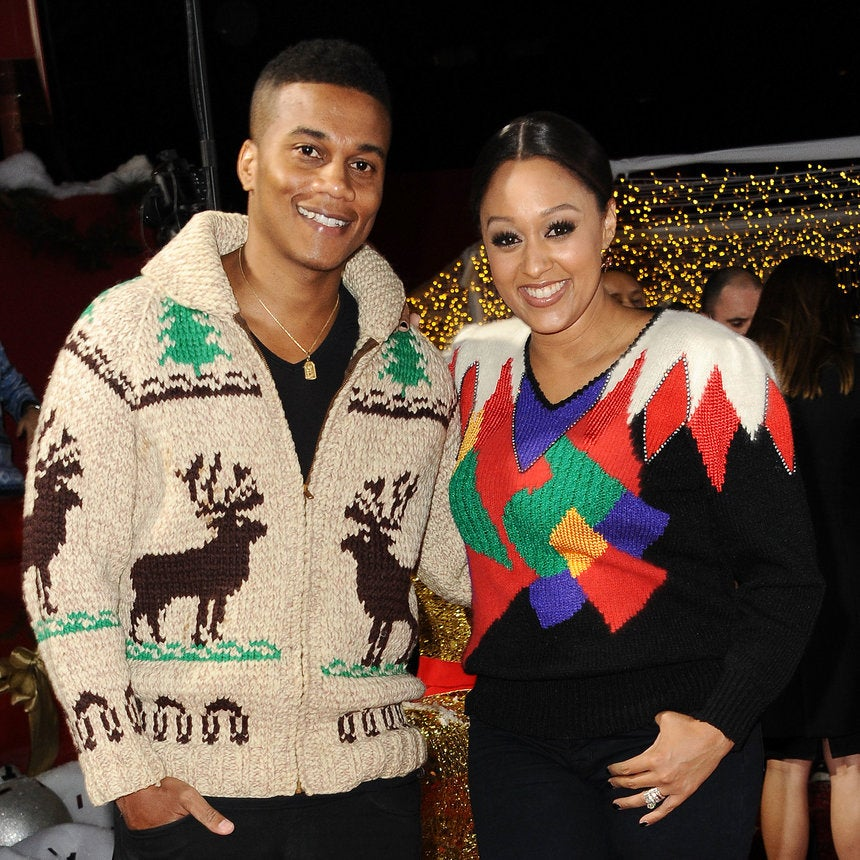 Tia Mowry-Hardrict Reveals What She's Getting Hubby Cory Hardrict For Christmas