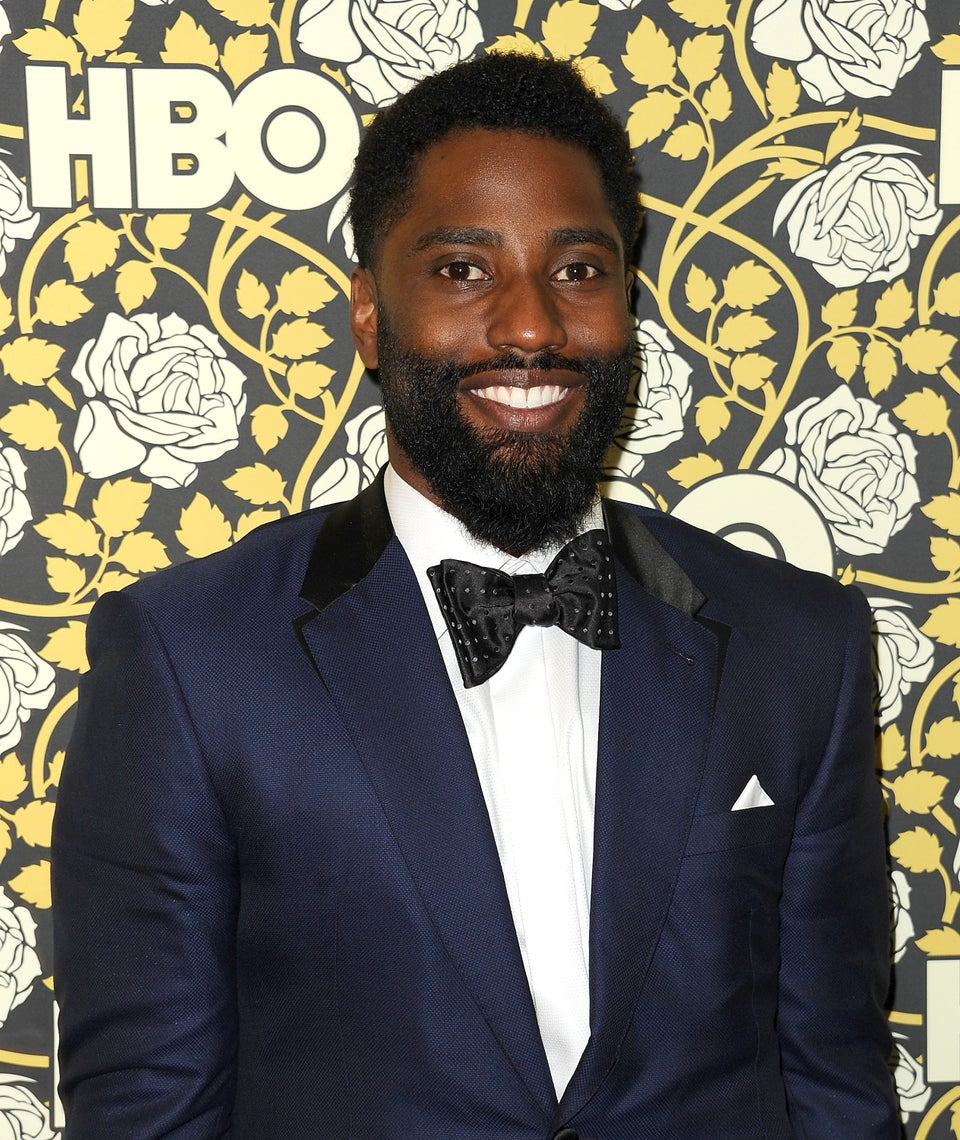 John David Washington Finds It 'Trippy' To Have A Movie In Theaters At The Same Time As His Famous Dad Denzel Washington