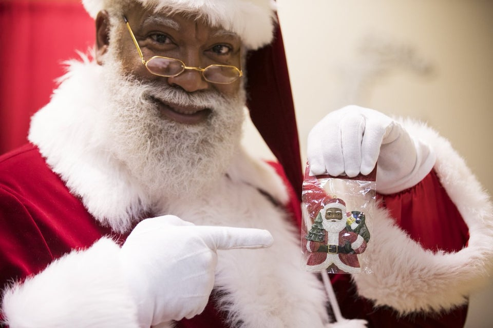 This New 'Black Santa' App Is Giving Kids A FaceTime Experience They'll Never Forget
