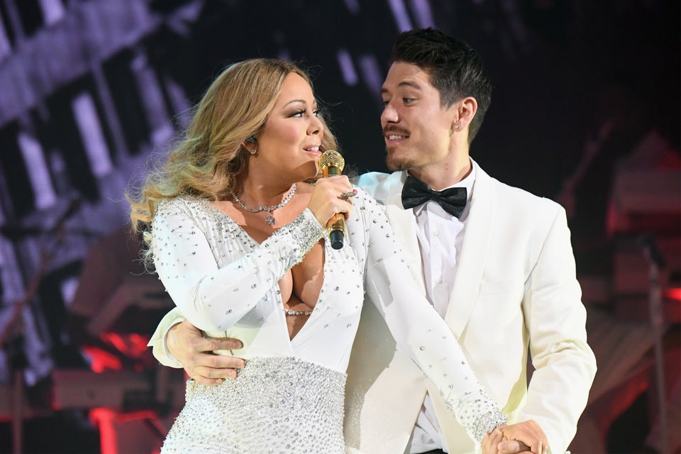 Mariah Carey Rekindles Romance With Her Dancer Bae