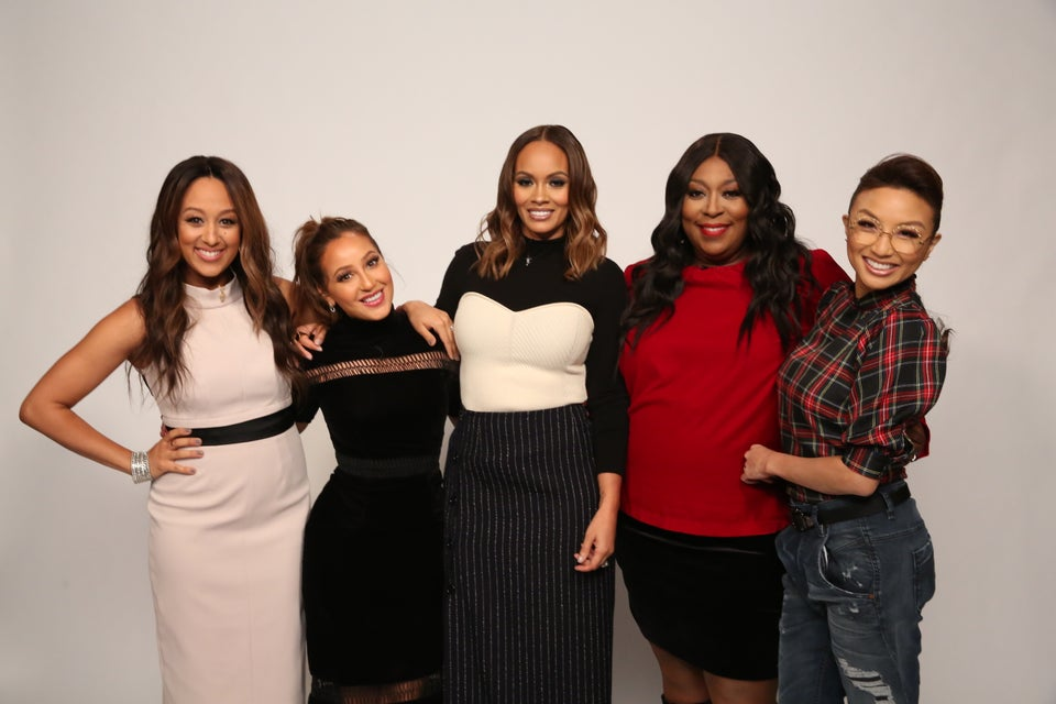 Does Santa's Race Matter? The Ladies Of 'The Real' Weigh In On The Controversy
