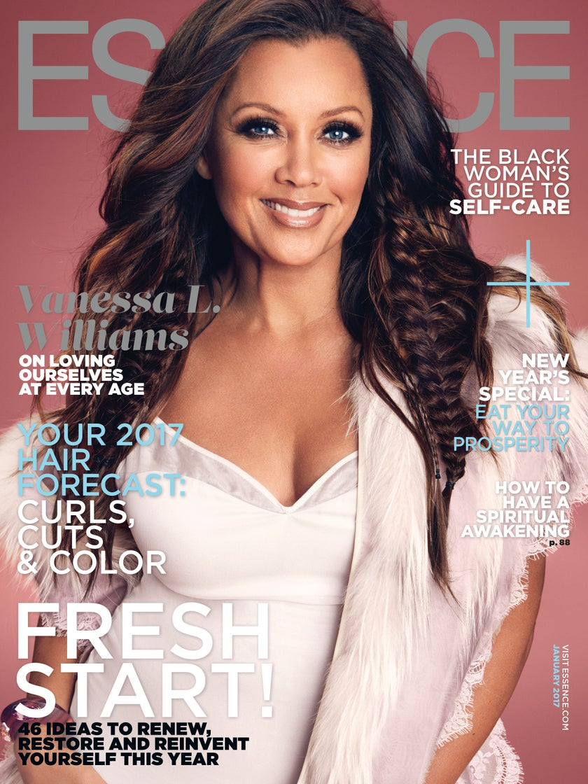 Go Behind The Scenes Of ESSENCE's January Cover Shoot And Hear Jillian Hervey Dish On The Lesson She Learned From Mom Vanessa Williams