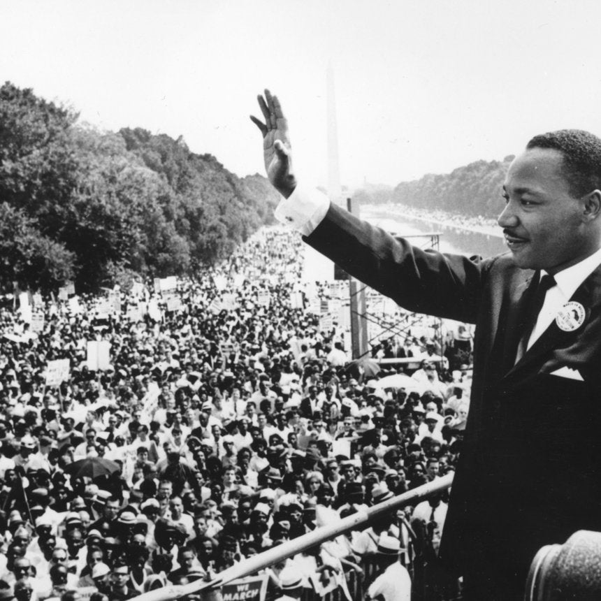 Finding A Way In Trump's America Through MLK's 'Drum Major Instinct'