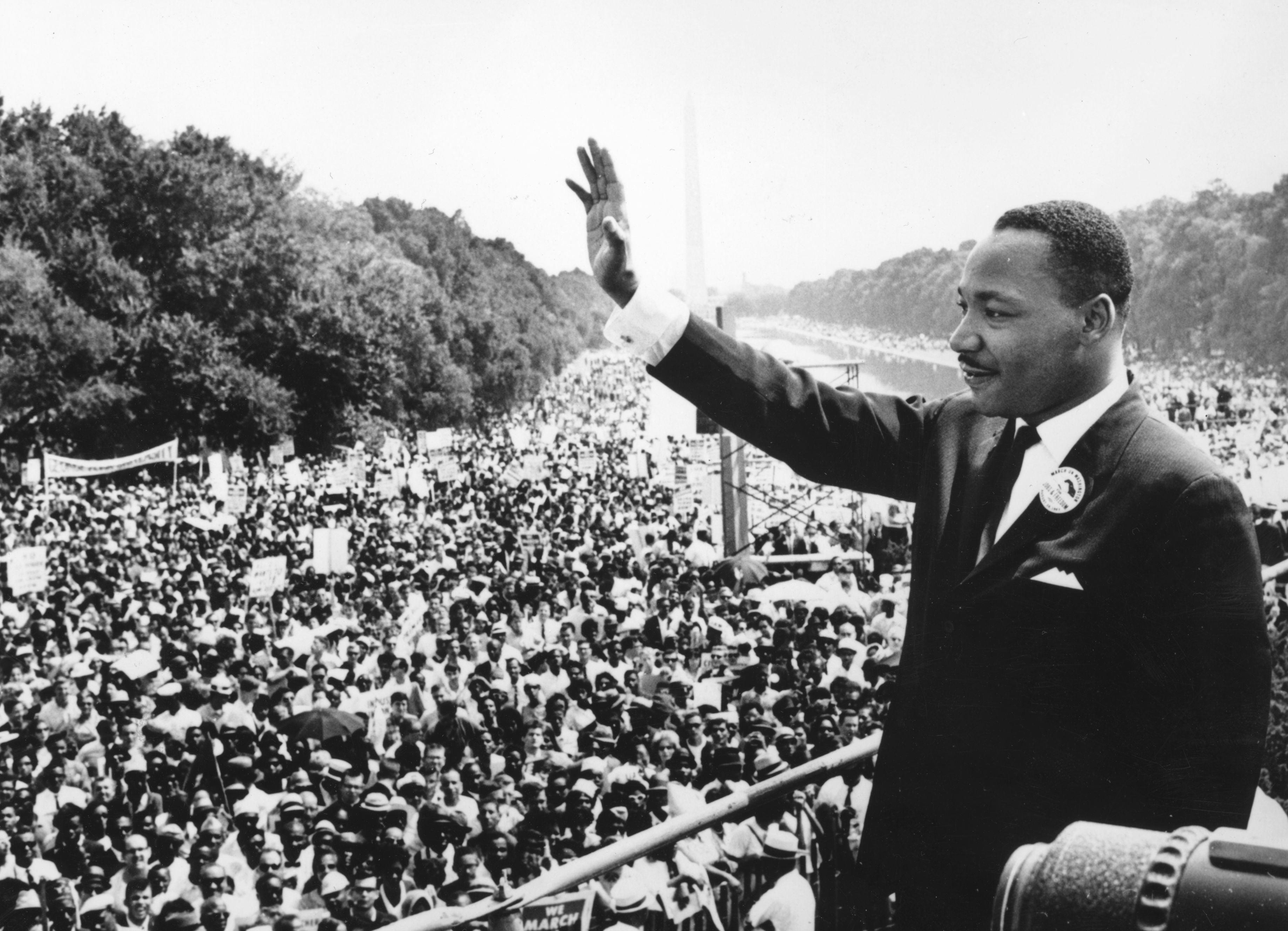 Finding A Way In Trump's America Through MLK's 'Drum Major Instinct'