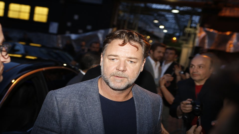 Russell Crowe Cleared In Azealia Banks Assault Case