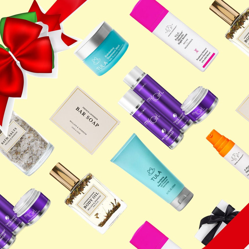 The Non-Boring Holiday Kits For Anyone Obsessed With Skincare