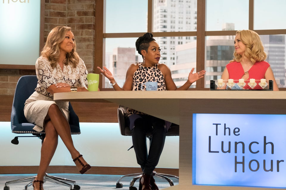 EXCLUSIVE: Tichina Arnold And Vanessa Williams Go Head To Head In VH1's New 'Daytime Divas'