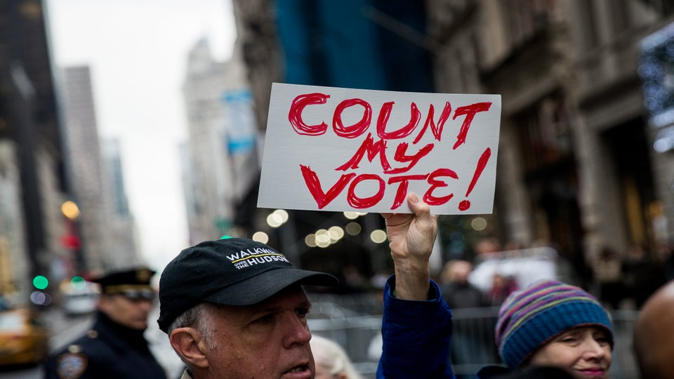 A Federal Judge Has Halted the Michigan Recount, Sealing Trump's Win There