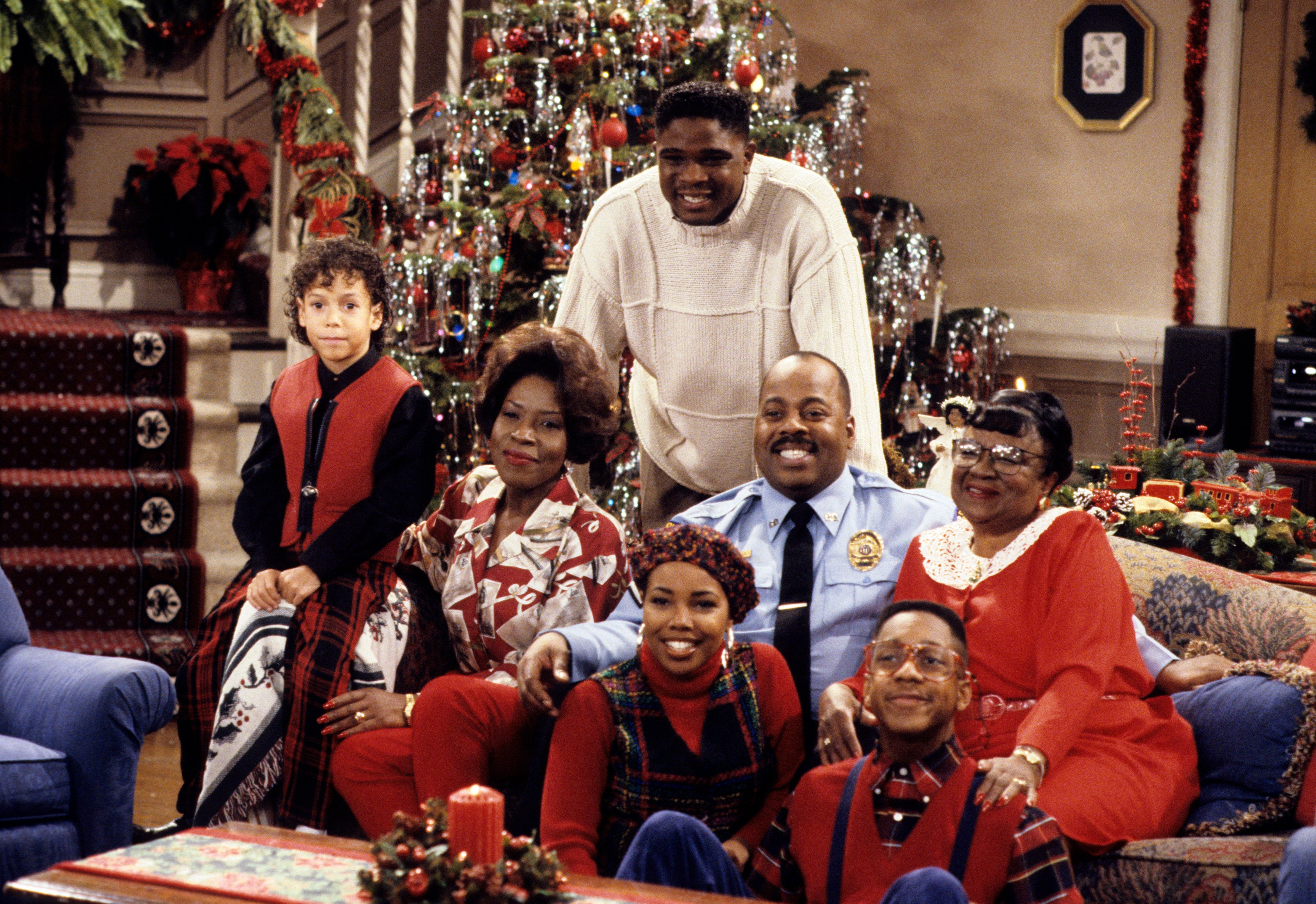 17 black sitcom christmas episodes to get you in the holiday spirit - Black Family Christmas Pictures