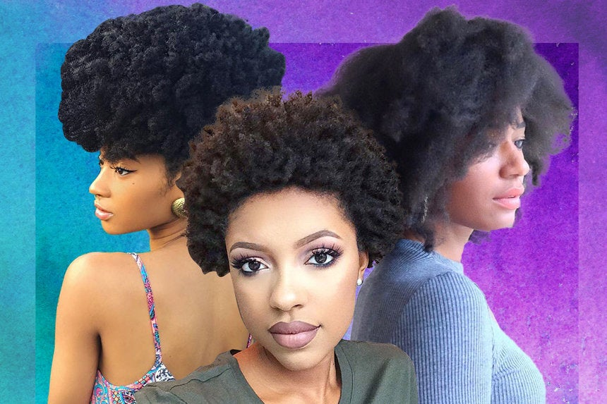 Easy Hairstyles For 4c Hair Essence