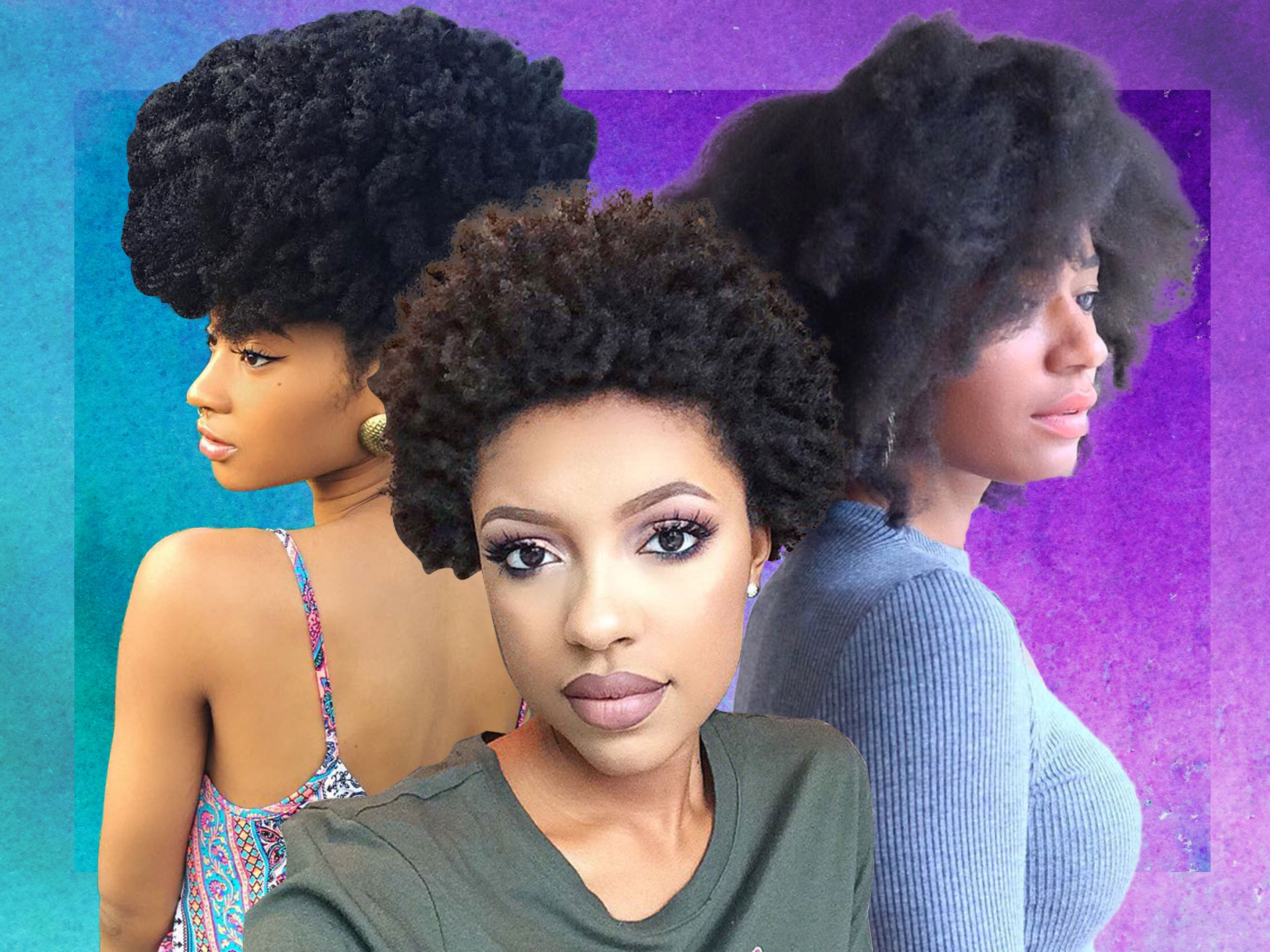 Easy hairstyles for 4c hair essence solutioingenieria Gallery
