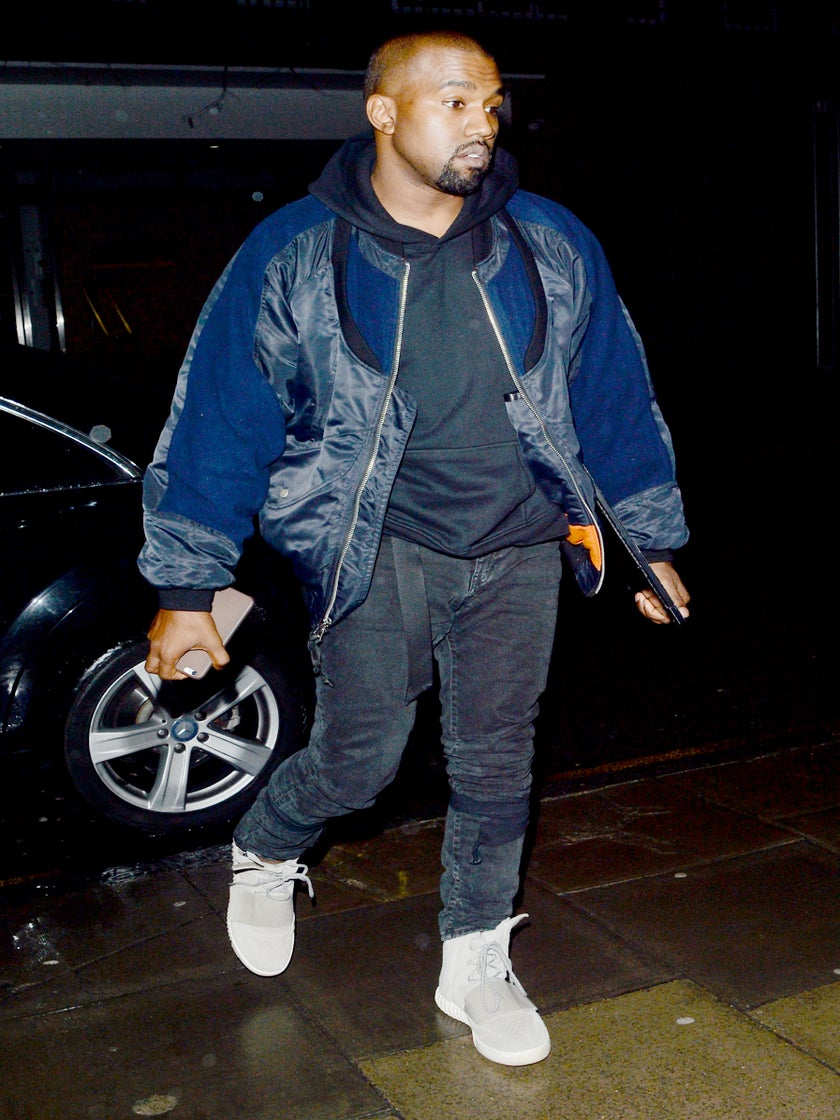 Kanye West Reveals New Look In First Appearance Since Hospitalization