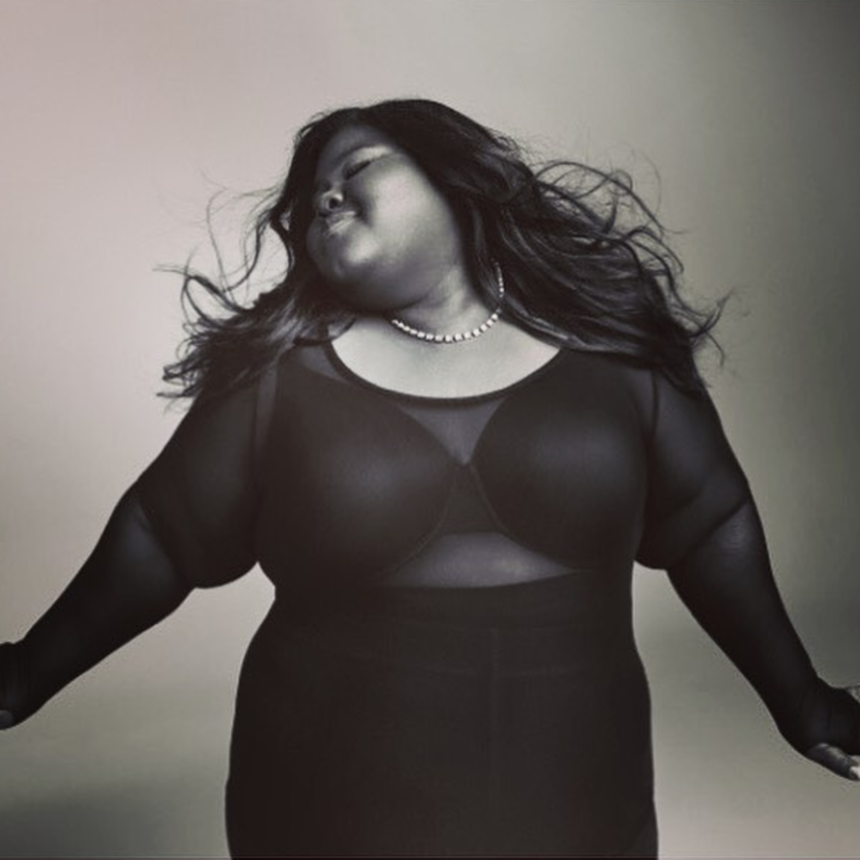 Gabourey Sidibe Is Serving All Types Of Fashion, Beauty And Boss Woman Goals On New Book Cover