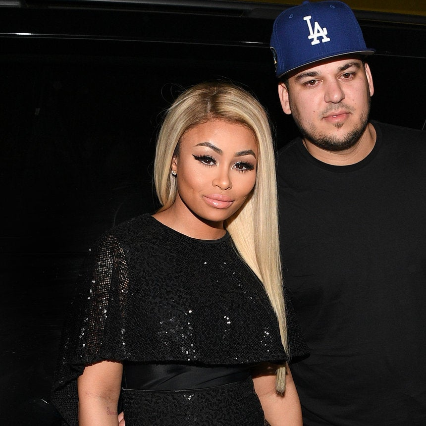 Surprised? Kardashian Sisters Don't Want Blac Chyna To Trademark Their Name