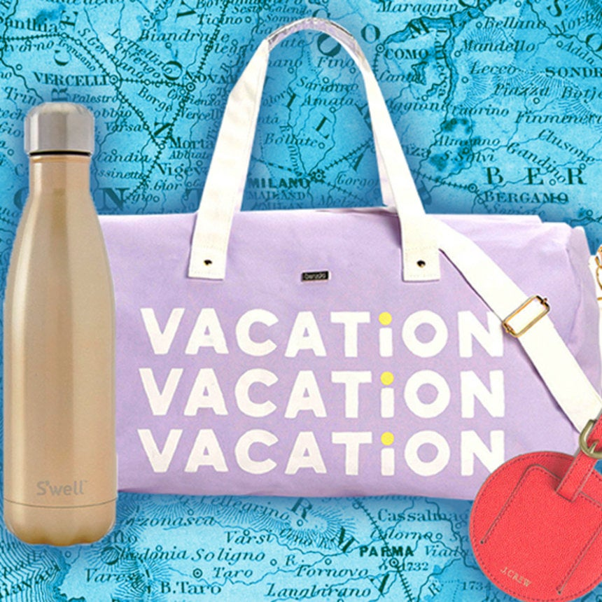 14 Gifts Perfect for The Traveling Girl in Your Life