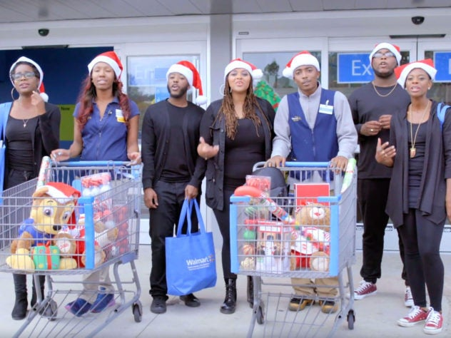 SPONSORED: Surprise! Local Shoppers Receive a Lovely Gift of Cheer
