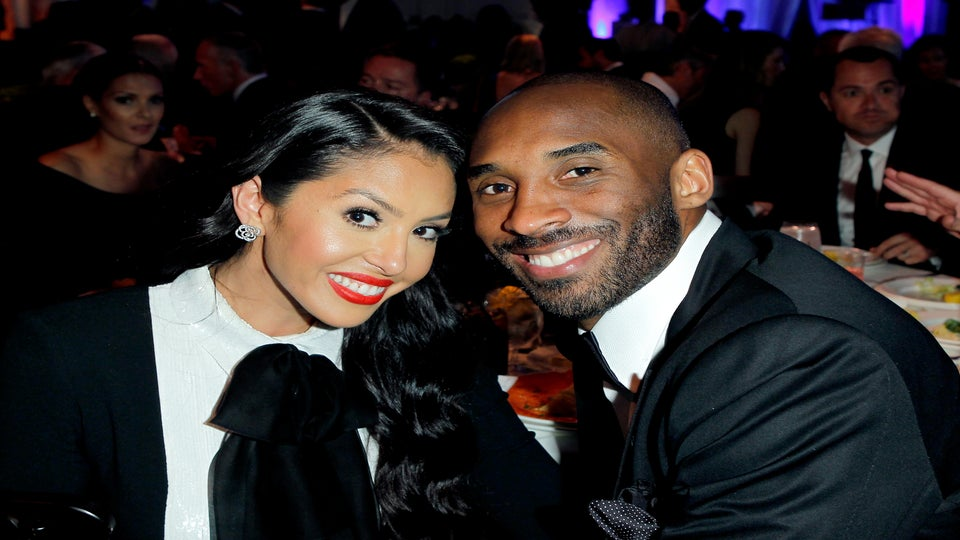 Kobe Bryant Shares First Pic Of His New Baby Girl And She Is Beyond Adorable