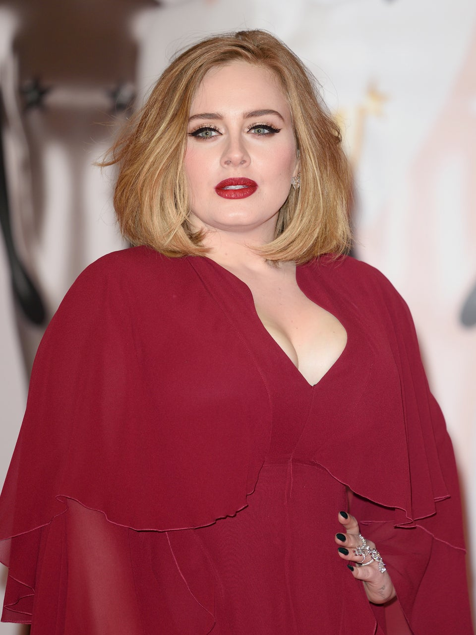 Adele Wanted To CastA Black Actor In 'Hello' Video To Address Police Brutality