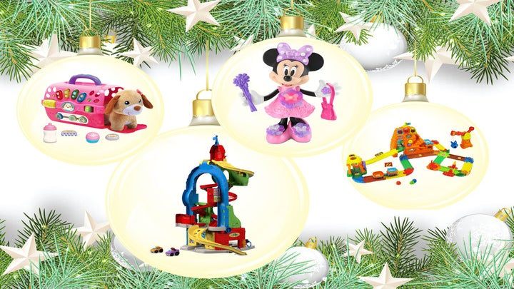 4 Toys Your Toddler Won't Want to Put Down This Holiday
