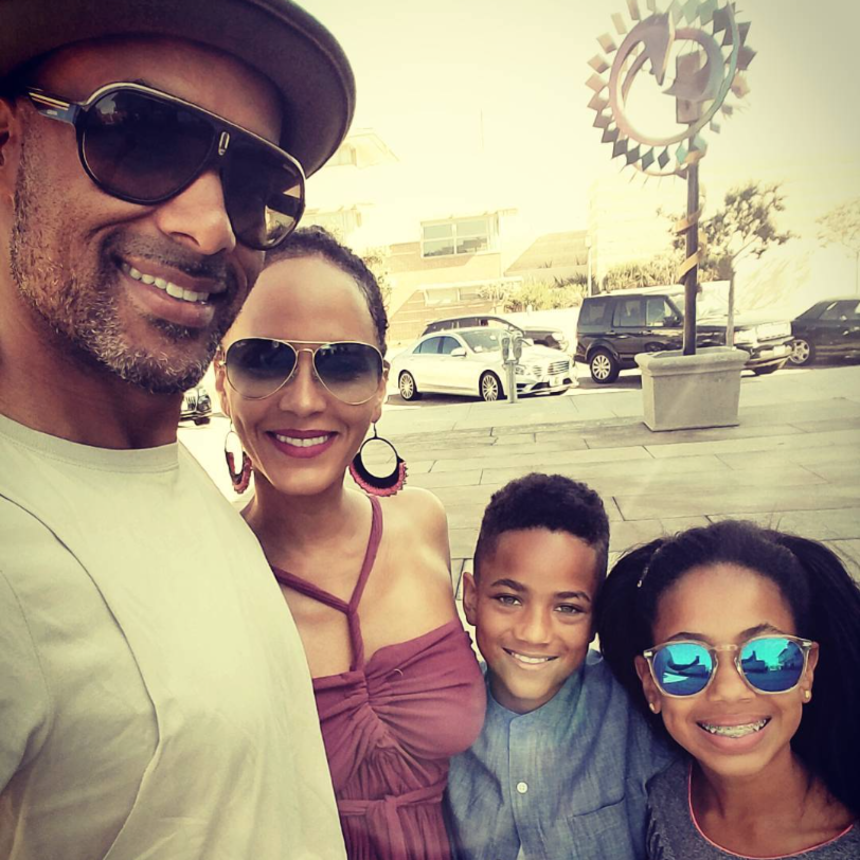 Boris Kodjoe Pens Sweet Message To Daughter Before Her First School Dance