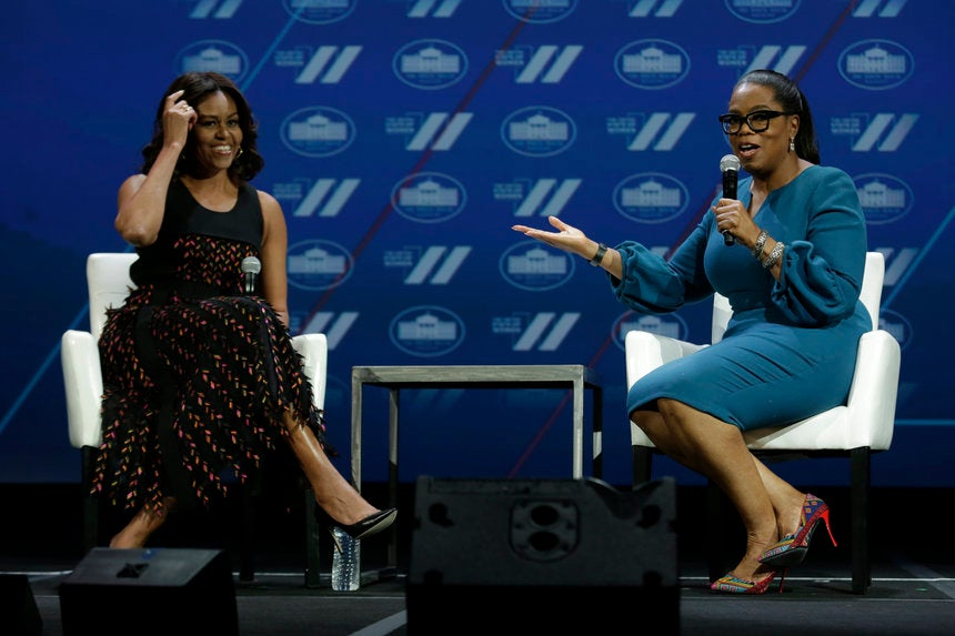 What Michelle Obama's Farewell Interview With Oprah Meant To Black Women Like Me