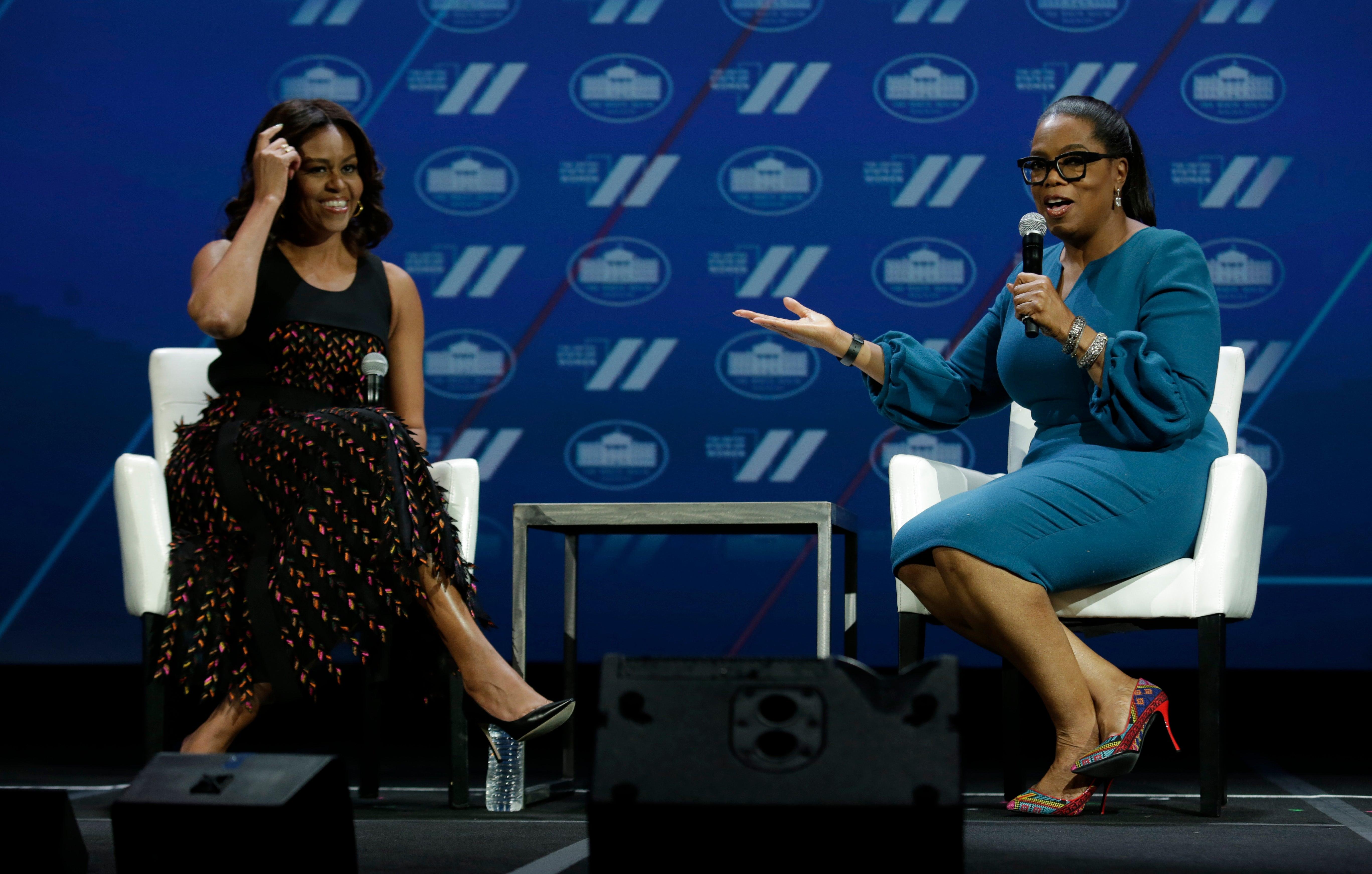 WhatMichelle Obama's FarewellInterview With Oprah Meant ToBlack Women Like Me
