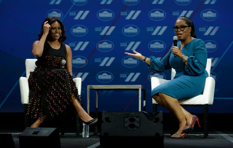 Michelle Obama To Oprah: 'Now, We Are Feeling What Not Having Hope Feels Like'