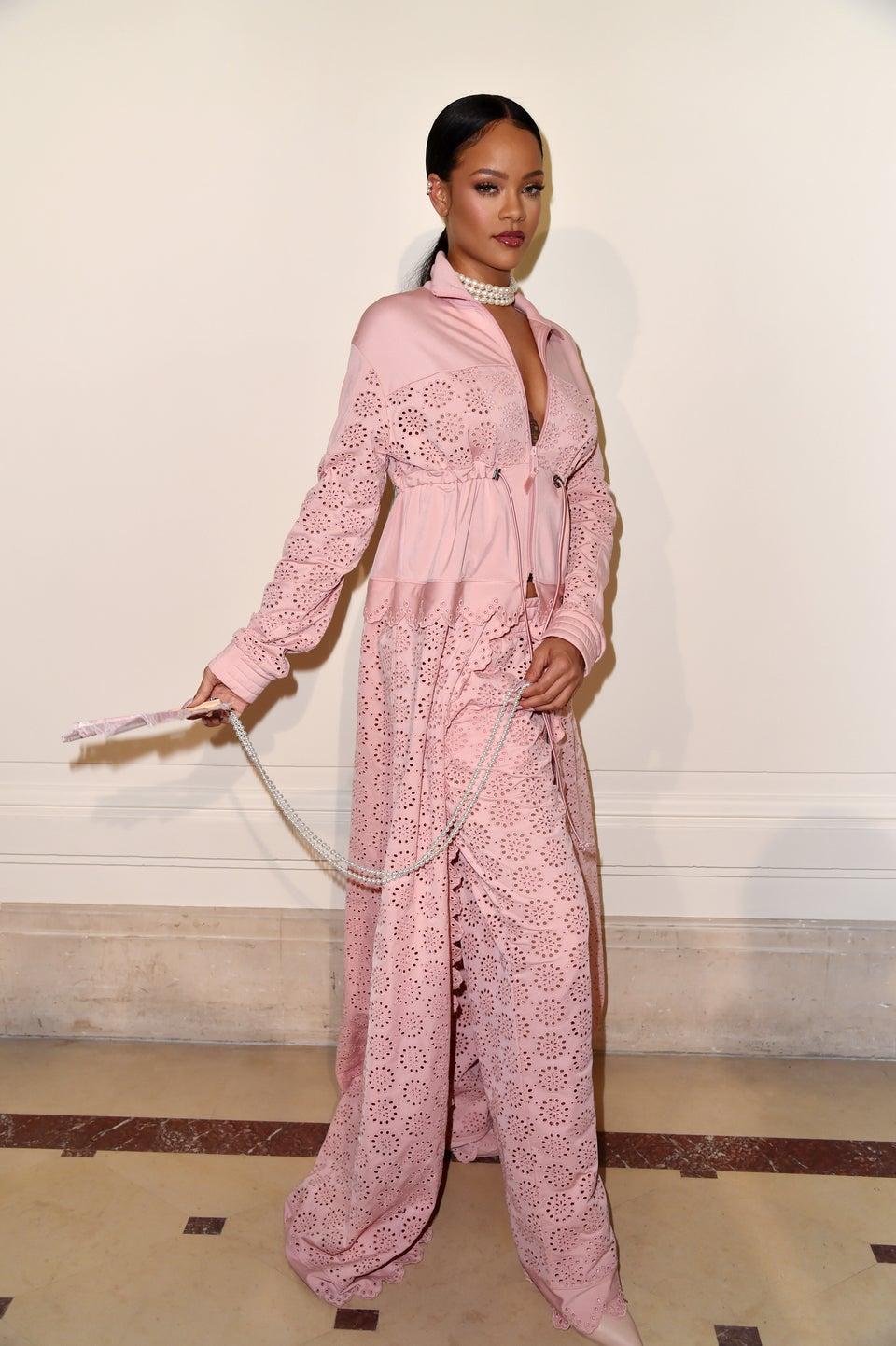 Rihanna Drops Much Anticipated Spring FENTY X PUMA Collection