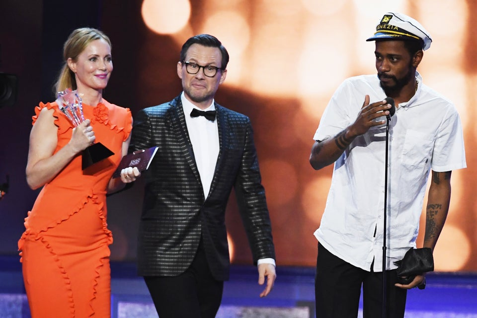Watch 'Atlanta's' Lakeith Stanfield Hilariously Crash The Stage After 'Silicon Valley's' Critics' Choice Win