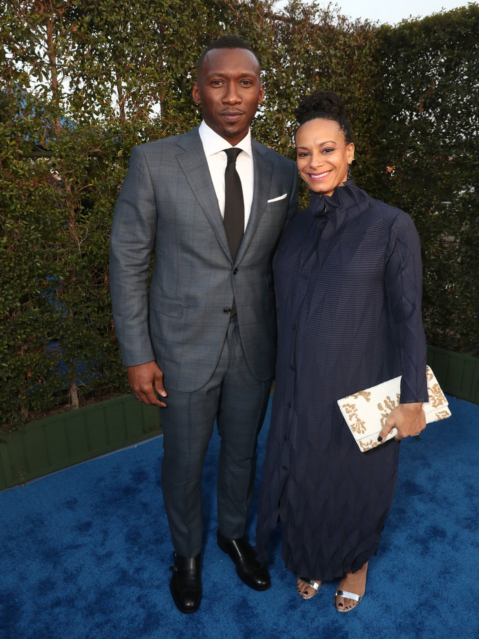 Mahershala Ali Thanked His Wife During His Critics' Choice Award Win And Melted Our Hearts